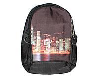 """Рюкзак для ноутбука 15.6"""" HQ-Tech H44362, Black"""