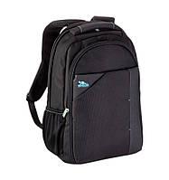 """Рюкзак для ноутбука 16"""" Riva Case 8160, Black"""