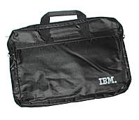 "Сумка для ноутбука 14"", Black, Logo ""IBM"""
