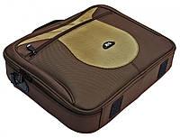 """Сумка для ноутбука 15.6"""" HQ-Tech EE-15117H, Brown"""