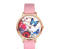 Часы с бабочками, фото 1