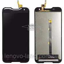 LCD модуль для Blackview BV5000  дисплей + сенсор