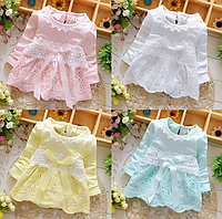 Миле, мереживне плаття для маленьких принцес