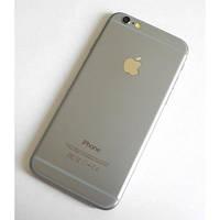"""Смартфон Apple IPhone 6 4,7"""" 1/16Gb 1,2/8 Мп рефреш (без отпечатка) черный black оригинал Гарантия!"""