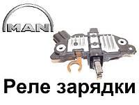 Реле регулятор напряжения Man (Ман). Реле зарядки автомобильного генератора.