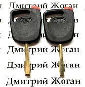 Ключ для Ford (Форд) с чипом 4D60