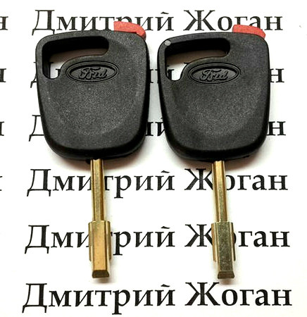 Ключ для Ford (Форд) с чипом 4D60 80 bit