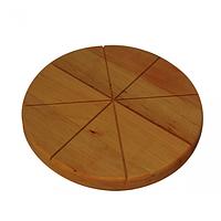 Доска для пиццы Лаврушка 27 см SNT 8906