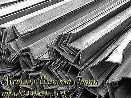 Уголок равнополочный сталь 3ПС 25х3 мм