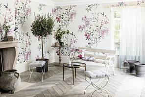 Waterperry Wallpapers by Sanderson (Великобритания)