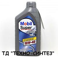 Моторное масло MOBIL SUPER 2000 DIESEL 10W-40 (1л)
