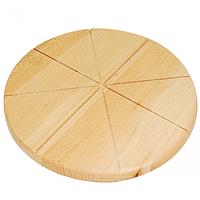 Доска для пиццы Лаврушка 31 см SNT 8907