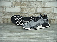 "Кроссовки Adidas Originals NMD Runner ""Mottled Noir blanc"""