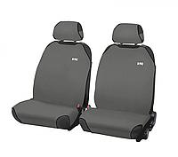 Майки сидения передние Hadar Rosen PERFECT 1+1 Тёмно-Серый 21096