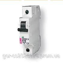 Однополюсный автоматический выключатель 0,5А  Etimat6 C-0.5/1 (2141501)