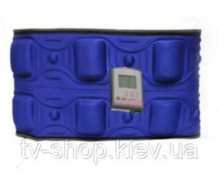 Вибро-магнитный пояс waist belt Pangao PG-2001 B1 широкий