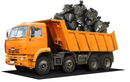 Вывоз строительного мусора в Харькове