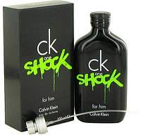 Мужская туалетная вода Calvin Klein CK One Shock for Him 100 мл edt Оригинал