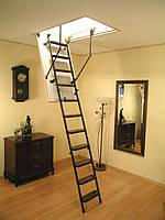 Чердачная лестница Oman SOLID TERMO 120х60, 120х70