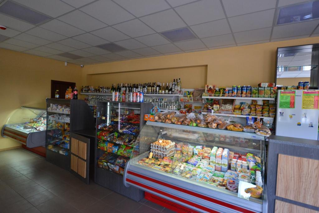 Магазин кафетерий