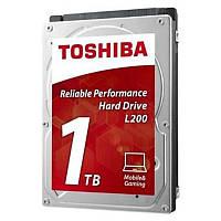 """HDD 2.5"""" SATA 1.0TB Toshiba L200 5400rpm 8MB (HDWJ110UZSVA)"""