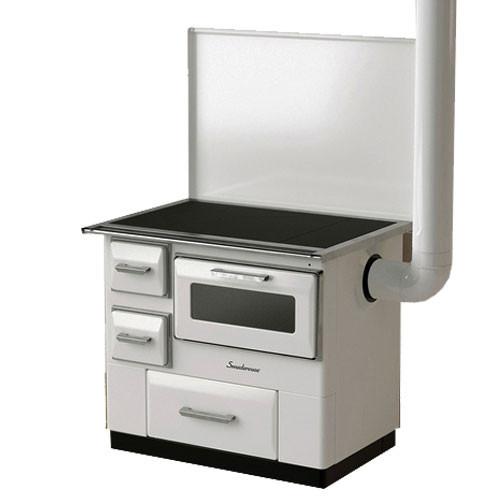 Дровяная варочная печь-кухня MBS-7 New Line