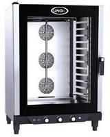Пароконвекционная печь профессиональная Unox XV893 (12 уровней)