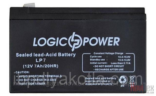 Logicpower 7Ah 12V (LP12-7)