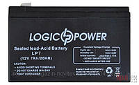 Logicpower 7Ah 12V (LP12-7), фото 1