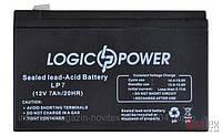 Logicpower 7Ah 12V (LP12-7), фото 1
