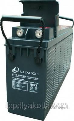 Аккумулятор Luxeon LX12-105FG 105Ah, гелевый (Gel) для ИБП