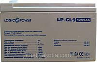 Аккумулятор гелевый Logicpower LP-GL 12V 9AH