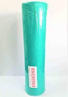 Одноразовые простыни в рулоне 0.8*200 м., Зеленые К_ТЕКС