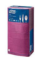 Салфетки бумажные фиолетовые Tork Advanced