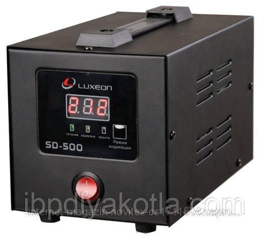 Стабилизатор напряжения Luxeon SD-500VA
