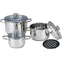 Набор посуды 7 предметов KRAUFF
