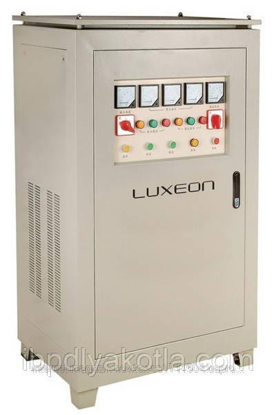 Стабилизатор напряжения Luxeon A3S-70KVA Servo LCD