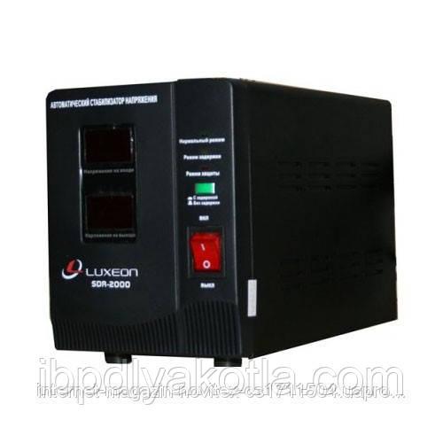 Стабилизатор напряжения Luxeon SDR-10000VA