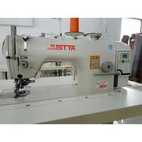 Прямострочная машина с обрезкой края ткани JT-5200HD