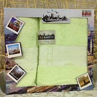 Набор махровых полотенец City Istambul