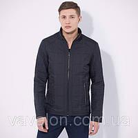 Куртка мужская демисезонная укороченная, ТМ VAVALON, арт. 175