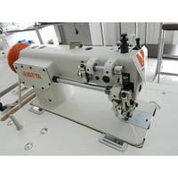 Прямострочная машина с двойным продвижением ткани JT-0302
