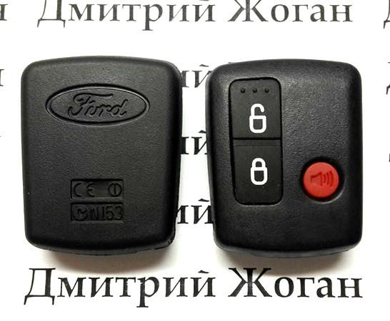 Пульт для Ford (Форд) - 3 кнопки, 434 MHz
