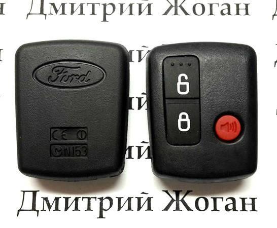 Пульт для Ford (Форд) - 3 кнопки, 434 MHz, фото 2
