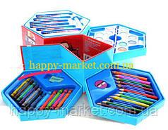 Набор для детского творчества Принцесса София (46 предметов) шестигранный, фото 2