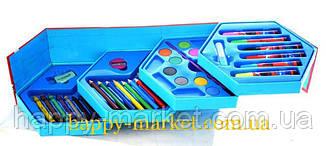 Набор для детского творчества Человек Паук (46 предметов) шестигранный, фото 3
