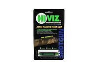 Мушка Hiviz Narrow Magnetic Shotgun Sight зеленая (58459)