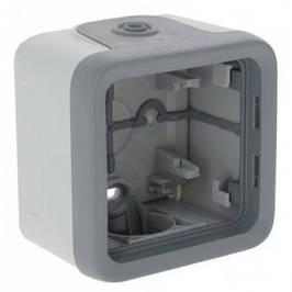 Супорта и коробки Plexo IP55