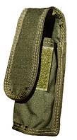 Подсумок U.S.ARMOR для газ.балончика,зеленый SG 5x1.5x1.5