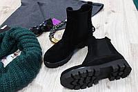 Весенние ботинки на резинке